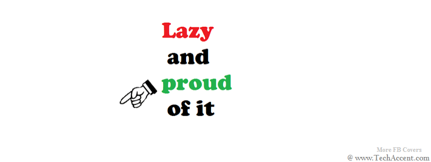lazy-and-proud-of-it