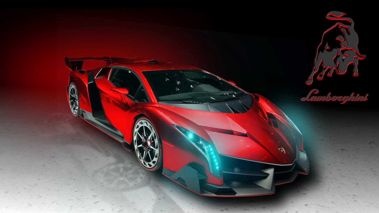 Cars Wallpapers: Lamborghini Beautiful Car Wide Wallpapers