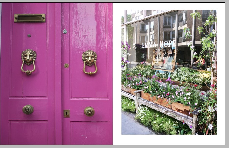 A library of design london secrets a new book for for Xd garden design