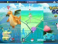 Main Pokemon Go Di Komputer