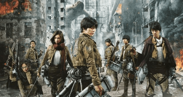 alasan live action Attack on Titan gagal