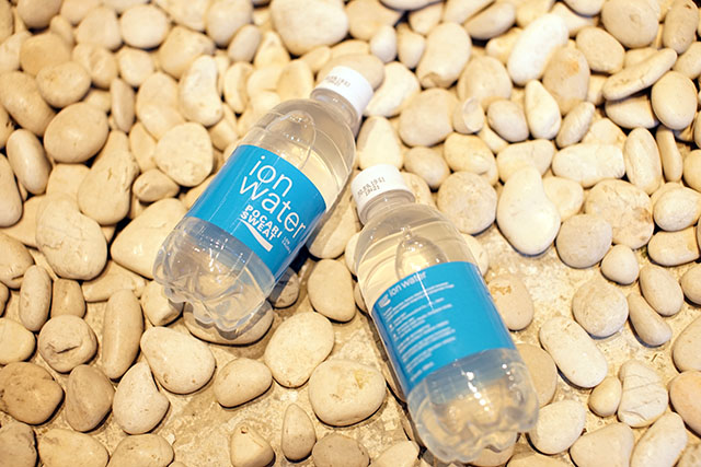 ion water
