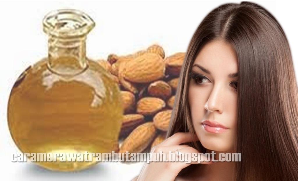 Almond Oil Untuk Rambut