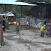 Incendio en bodegas de alimentos para ganado en Estelí