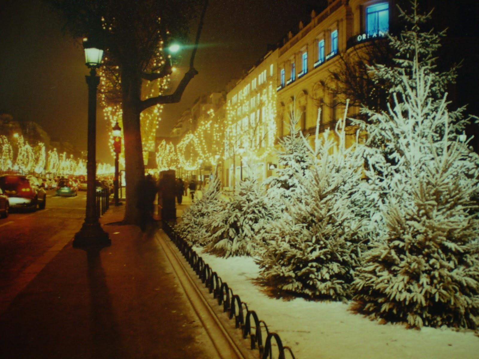 Paris Paris Christmas