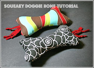 Homemade Squeaky Toys