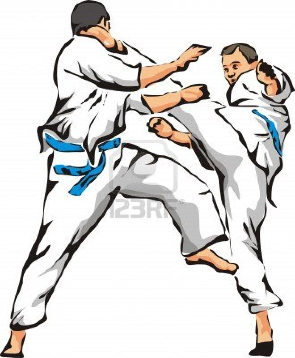 Tehnik Dasar Karate : tehnik, dasar, karate, Teknik, Dasar, Sangat, Penting, Dalam, Karate, KARATE