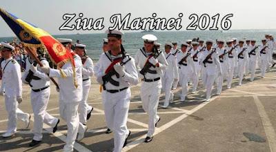 PROGRAM ZIUA MARINEI 2016 CONSTANTA MANGALIA BRAILA SI BUCURESTI