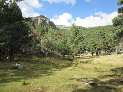 Laguna Negra, en Soria