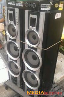 Speaker Aktif Terbaik Untuk Sound System