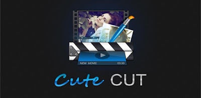 Cute CUT Video Editor Movie Maker Apk for Android Pro Version
