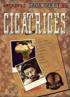 Reseña Cicatrices, saga DEF-ET, de ZetaBon - Cine de Escritor