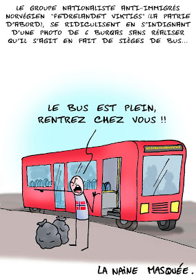 Quand on est cons….