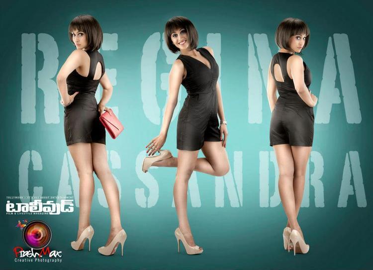 Regina cassandra latest hot photo shoot for magazine mar 2013