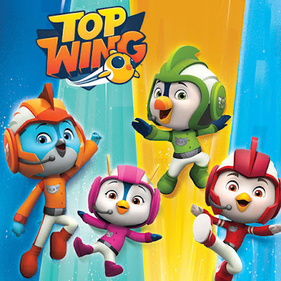 Top Wing 2018 DVD R1 NTSC Latino