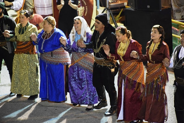 Πραγματοποιήθηκε το Φεστιβάλ Παραδοσιακών Χορών του Μ.Α.Σ. «Η Καλλιθέα»