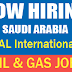 Oil & Gas Job Recruitment to Saudi Arabia - JAL International