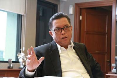 Direktur Perumnas Himawan Arief Sugoto