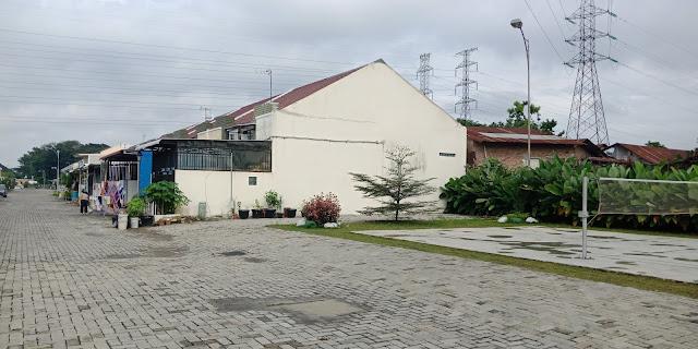 Lapangan Bulutangkis  Green Park Jl. STM Kampung Baru Medan Sumatera Utara