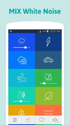 Download White Noise Generator v1 5 0 [Premium] Apk -  Apk mods iOS