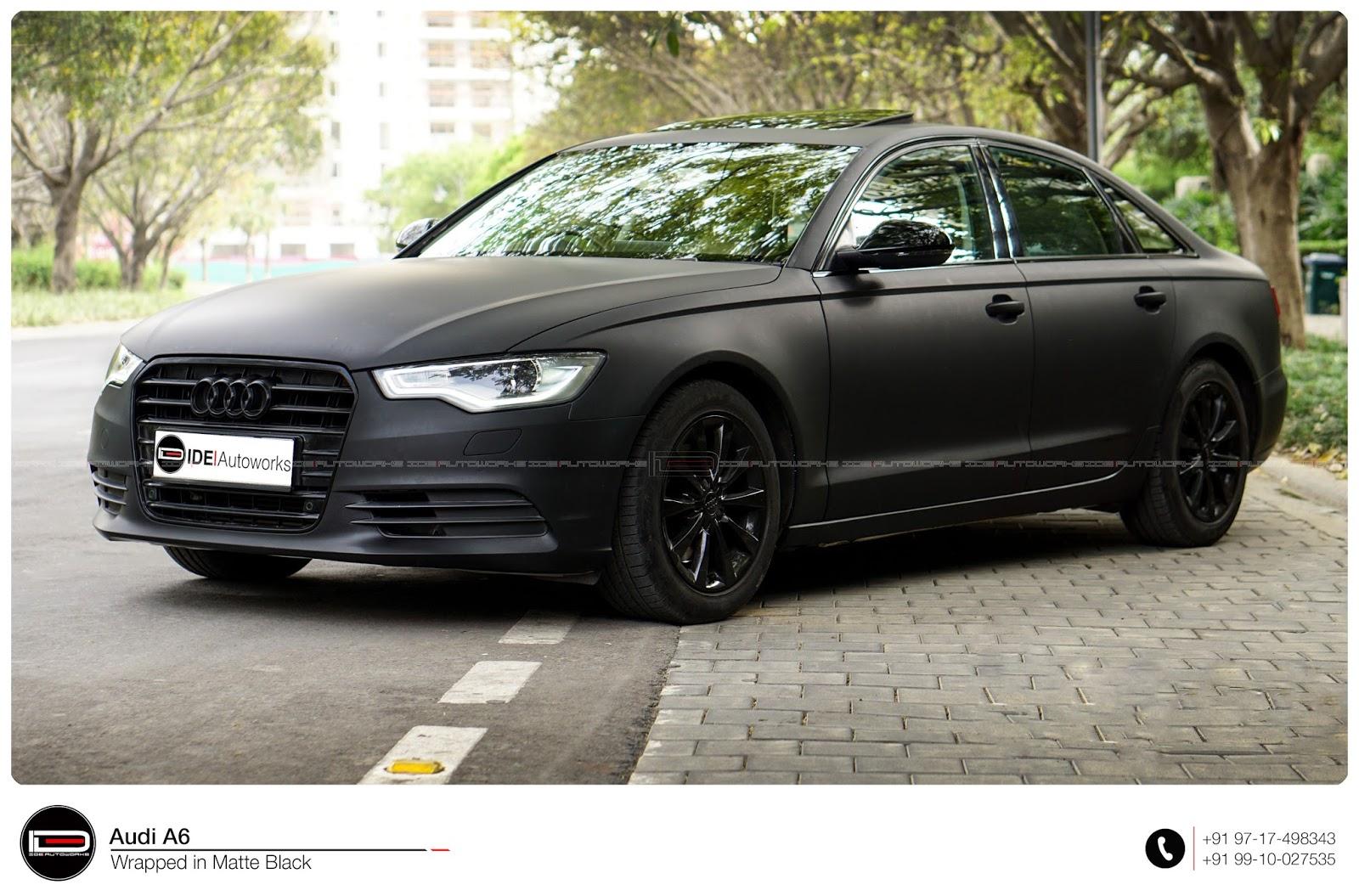 Audi A6: Matte Black Wrap | IDE Autoworks Matte Black Audi A on matte black audi rs6, matte black audi quattro, matte black audi coupe, matte black audi a5, matte black audi a8, matte black audi q3, matte black range rover, matte black audi b5, matte black audi rs7, matte black audi a8l, matte black audi rs4, matte black bmw convertible, matte black lexus gx, matte black ford super duty, matte black audi a9, matte white audi, matte black audi a7, matte black audi 2015, matte black jaguar x type, matte black audi r8,