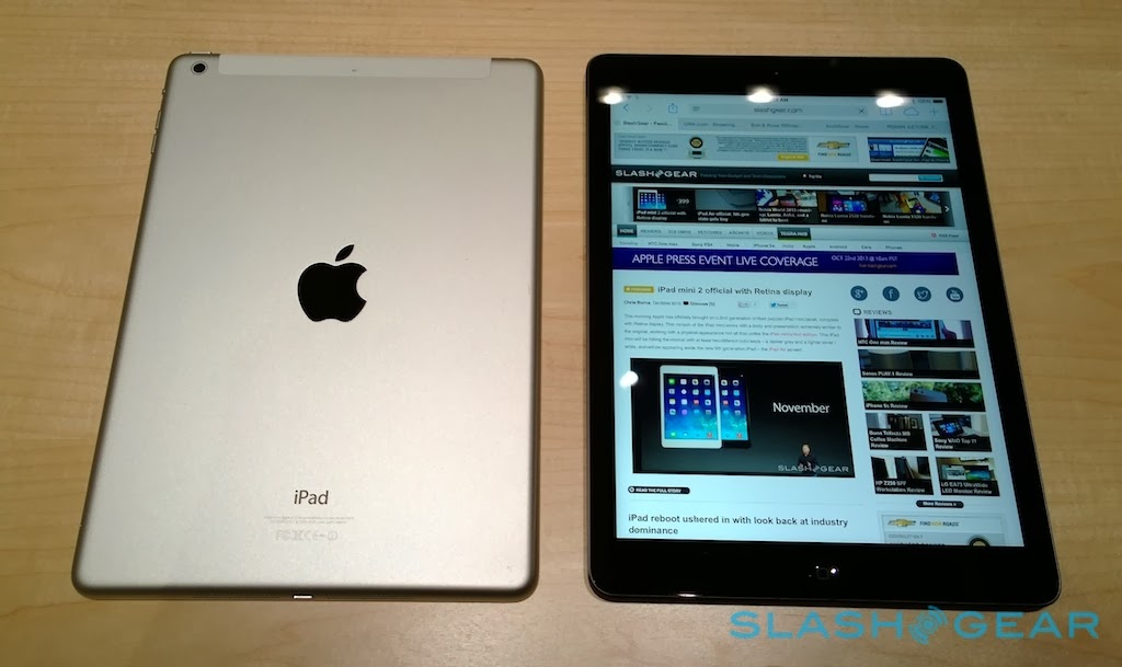 Apple's IpadAir Price and Specifications
