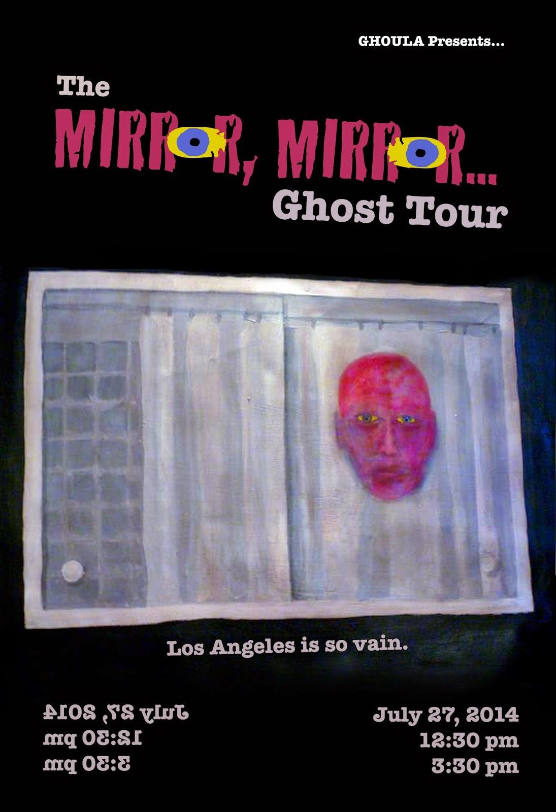 Mirror Mirror Ghost Tour Cursed House