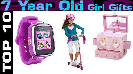 Top 10 7 Year Old Girl Gifts 2016 | Design-Crafts.Com