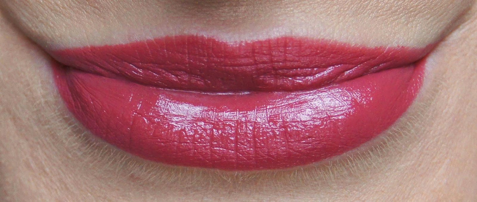 mac craving lipstick amplified creme swatch review