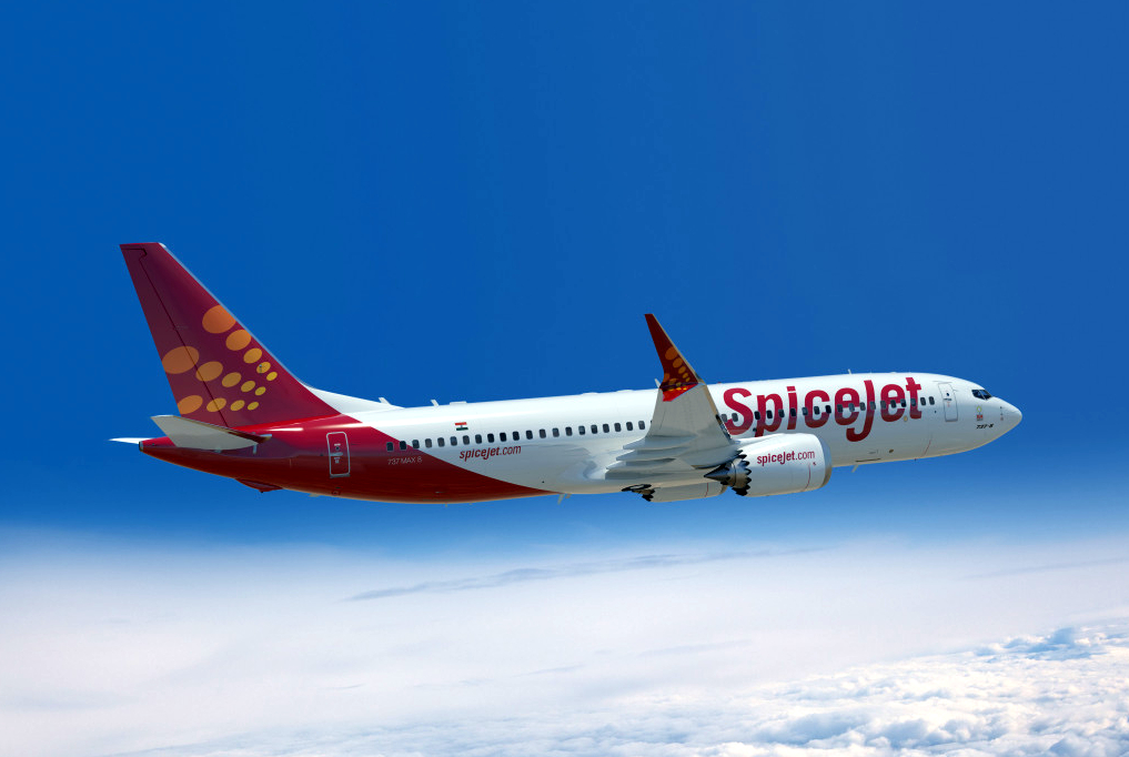 SpiceJet Boeing 737 MAX 8 Inflight January 2019 Delivery