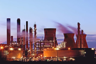 process heat sensors for industrial plants