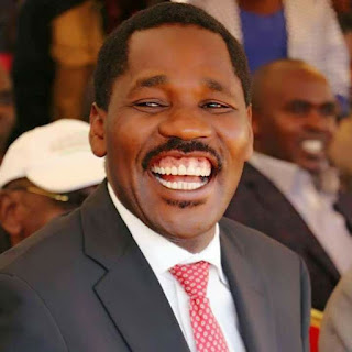 Meru Governor Peter Munya celebrating after winning elections in 2013. PHOTO | Courtesy