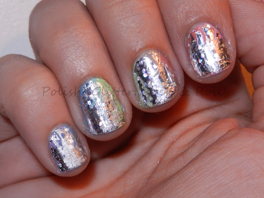 Polish. Glitter. Rock & Roll!: Total Nail Fail w. Foils