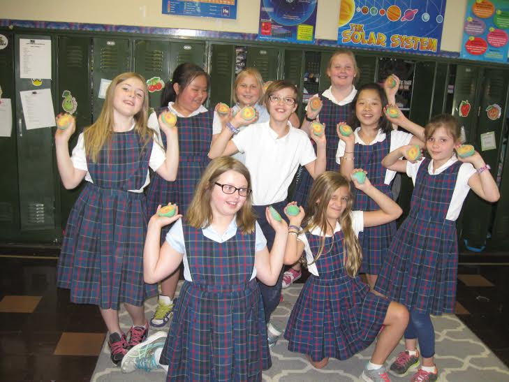 Our Lady of Sorrows Catholic School: Exploring the Earth's