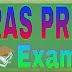 बाड़मेर में 22 परीक्षा केंद्रों पर 5244 परीक्षार्थी ने दी आरएएस की परीक्षा