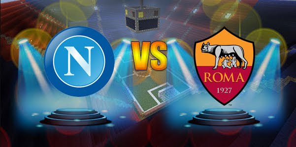 NAPOLI-ROMA Streaming Video, dove vederla Gratis Online con smartphone iPhone Android
