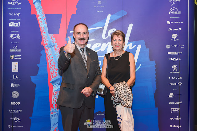 Le French Film Festival 2018 Launching at GSC Pavilion KL, Malaysia - Photobooth