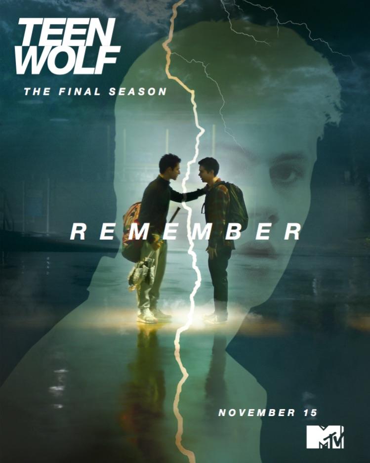 Teen Wolf 2016: Season 6 - Full (1/20)