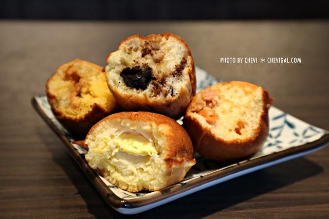 IMG 8338 - 台中西區│吃貨農場雞蛋糕*每日都有不同限定隱藏口味。還有新鮮鵪鶉蛋口味等你來嚐鮮