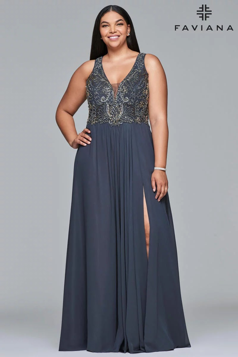 20ee88deaa Plus Size Prom Dresses 2019 - Gomes Weine AG