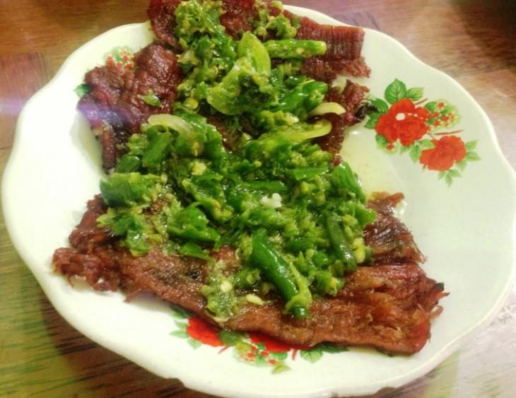 resep variasi aneka dendeng daging sapi resep masakan indonesia Resepi Asam Pedas Padang Enak dan Mudah