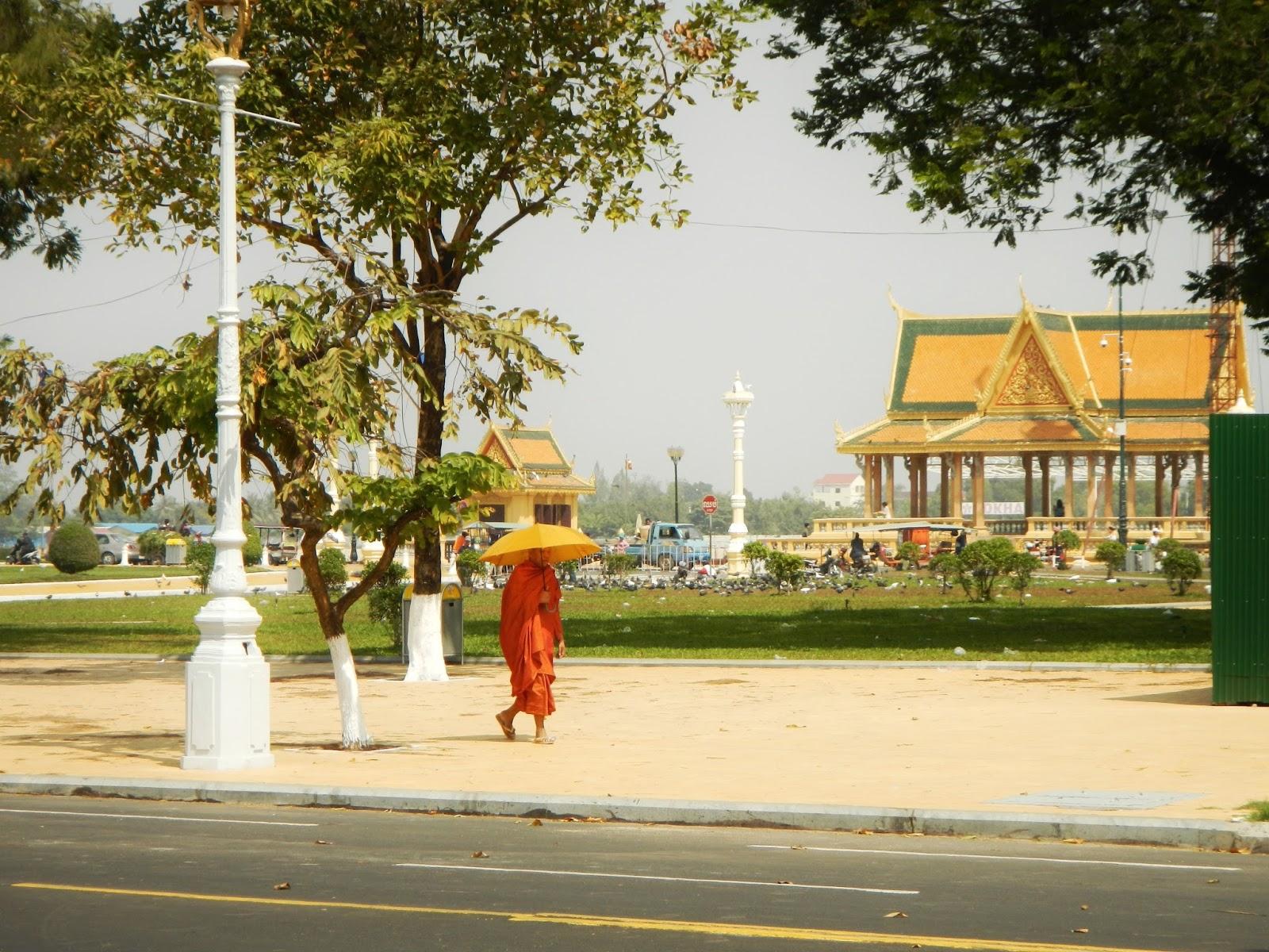 Royal Palace, Phnom Penh, Cambodia