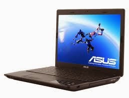 Asus A54H notebook