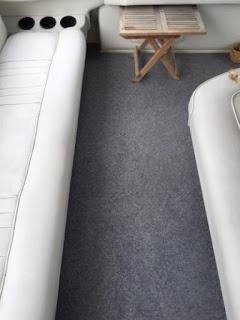 Greatmats Royal Interlocking Carpet Tile boat flooring waterproof