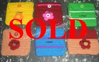Coin Purse (Assorted Colours and Style)