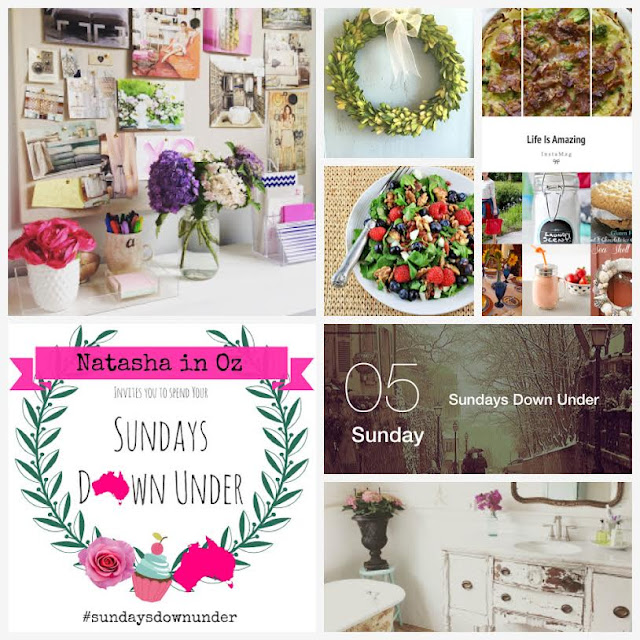 It's time for the Sundays Down Under Linky Party {3}