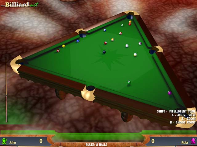 Download Games Billiard Art