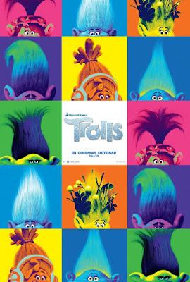 Trolls 2016 DVD9 R1 NTSC Latino