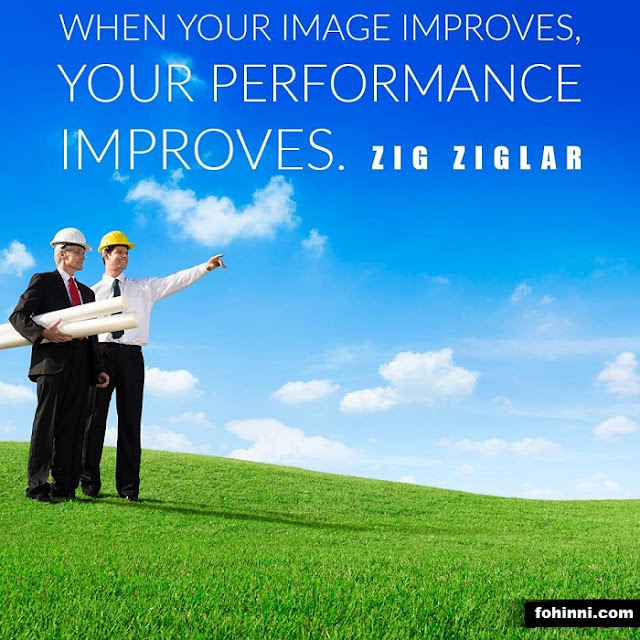 WHEN YOUR IMAGINE IMPROVES, YOUR PERFORMANCE IMPROVES.