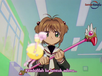 Download Cardcaptor Sakura 29 Sub Indo